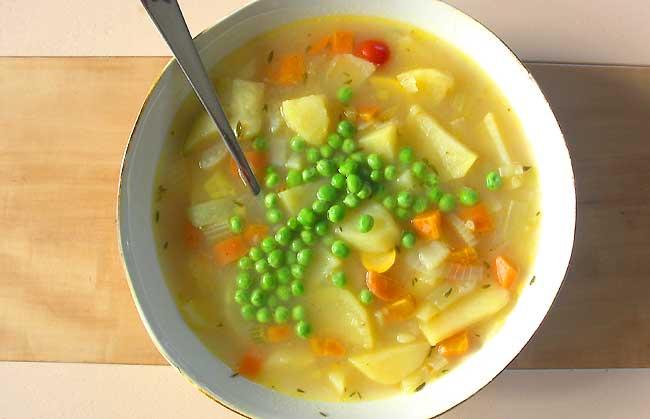 Organic German Soup